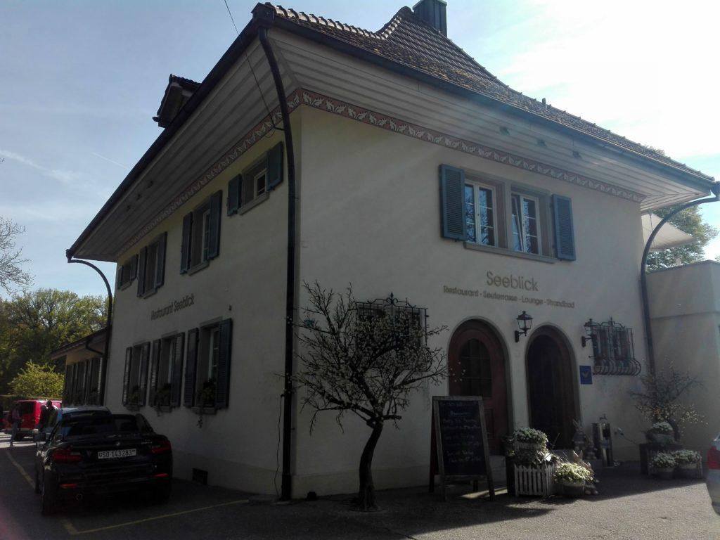 Burgäschisee Restaurant Seeblick
