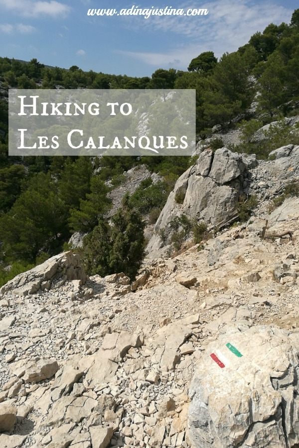 A guide to a tremendous hike through limestone cliffs in Souhtern France