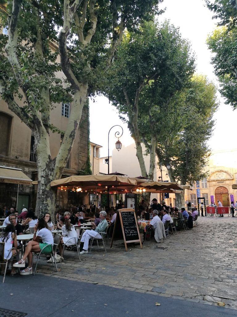 10 places you can´t miss in Provence - Aix-en-Provence