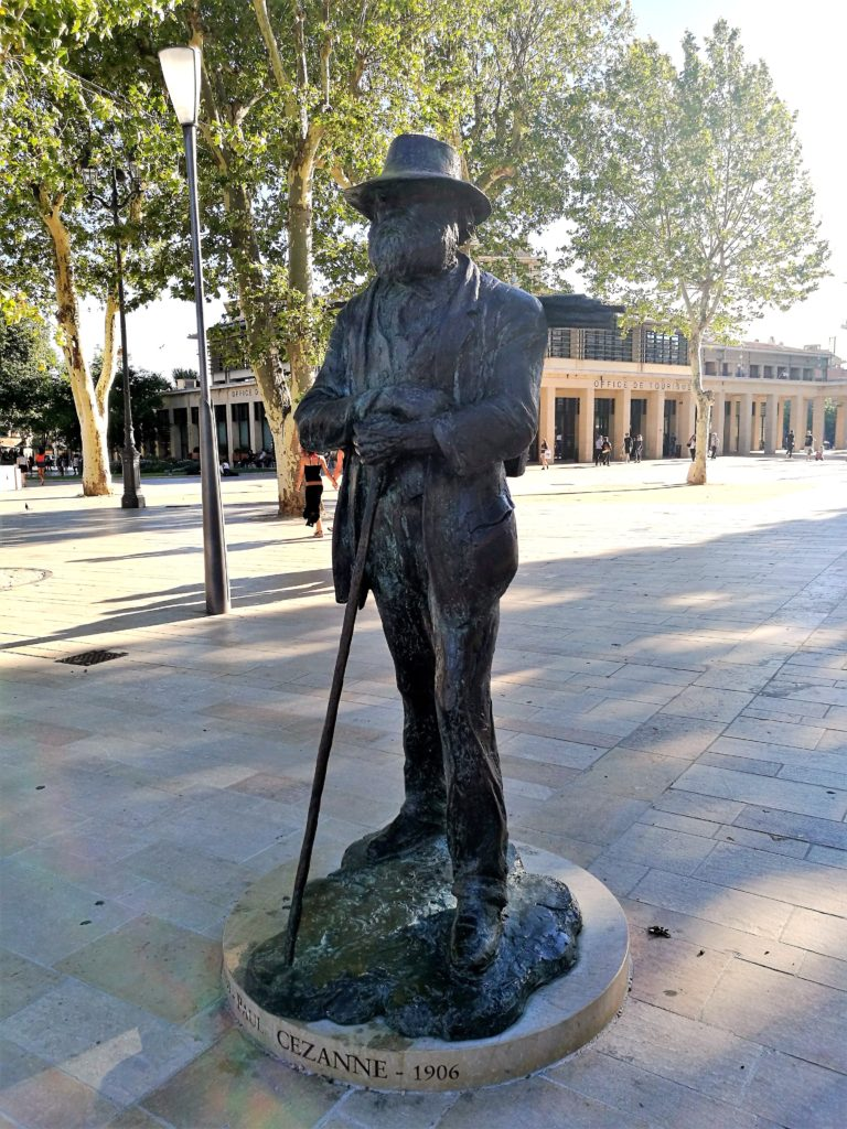 10 places you can´t miss in Provence - Aix-en-Provence Cézanne