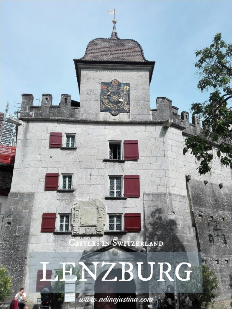 Visit one of the most beautiful hill-top castles in Switzerland