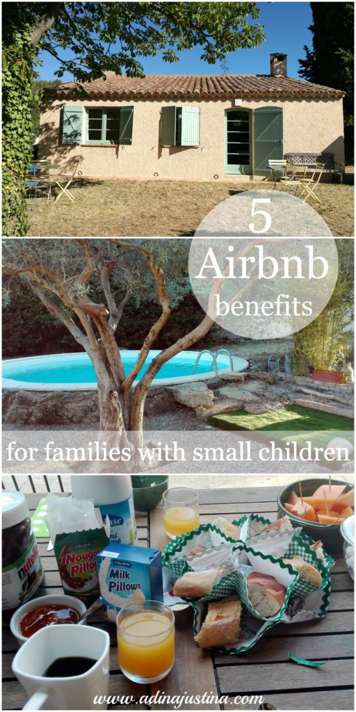 Why do we love looking for family holiday accomodation via Airbnb and you shloud too!