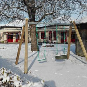 jak funguje školka ve Švýcarsku