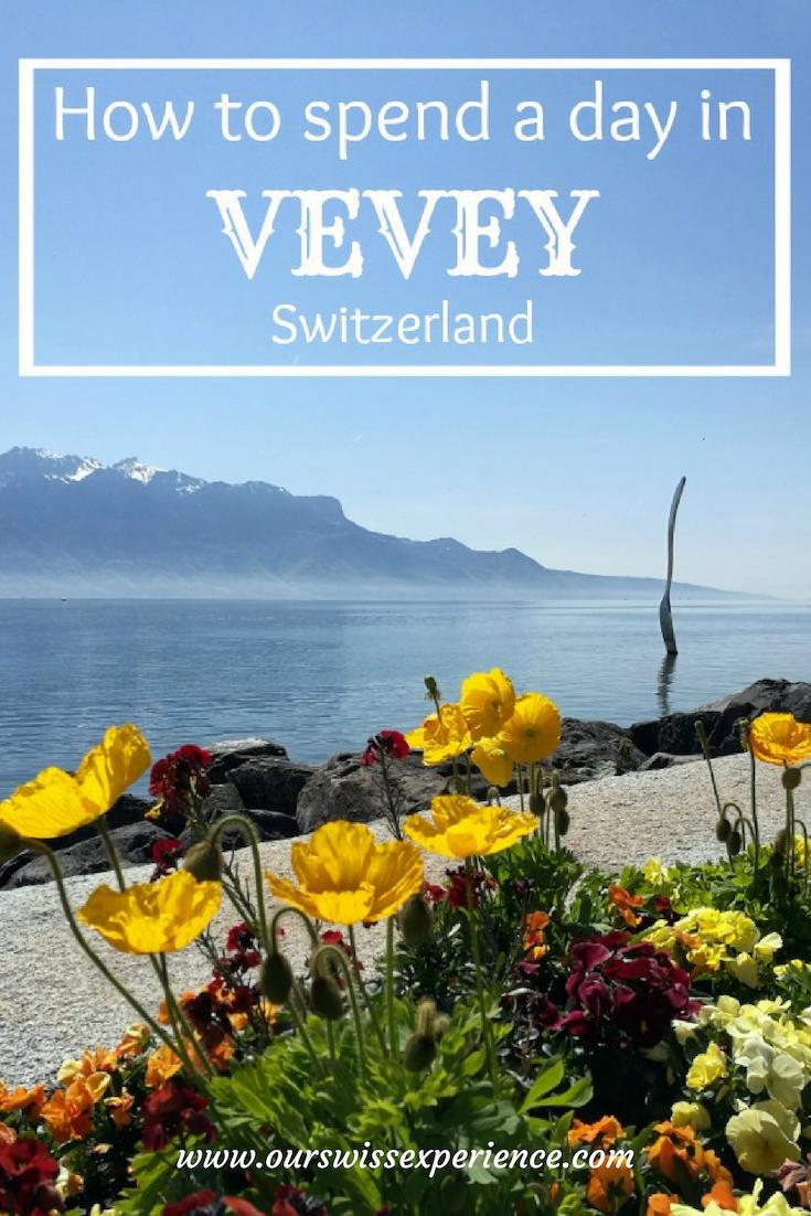 Vevey perla švýcarské riviéry