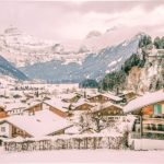 mountain chalets lenk switzerland