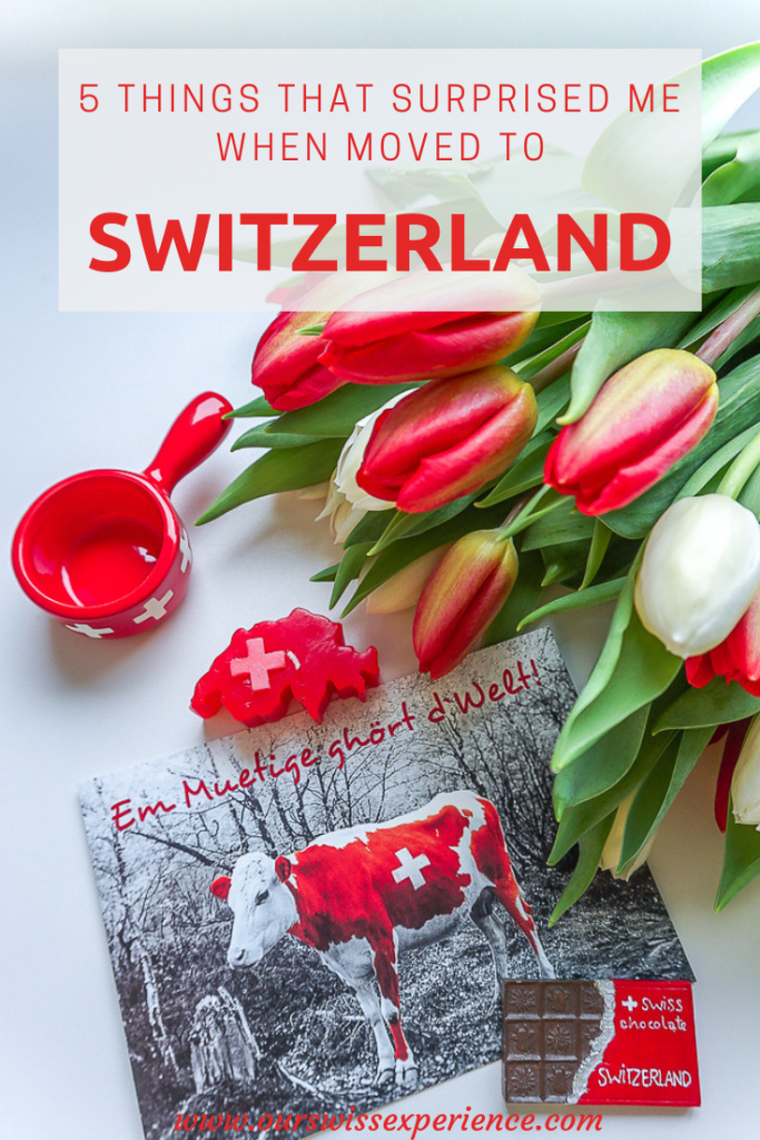 10 things that surprised me when moved to Switzerland pin