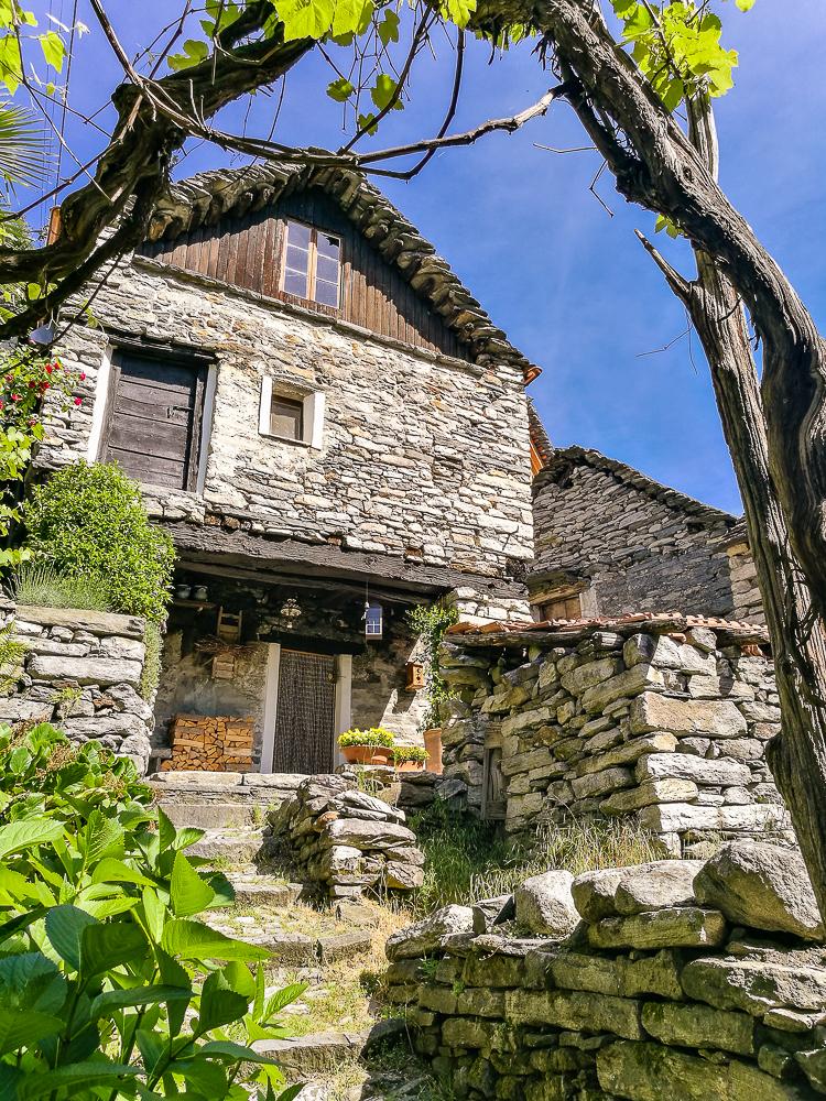 Corippo 10 Besten Ausflugziele im Tessin