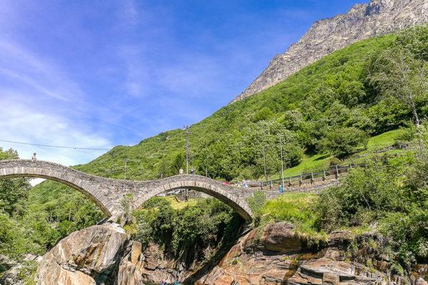 Ponte dei Salti 10 besten Ausflugziele im Tessin