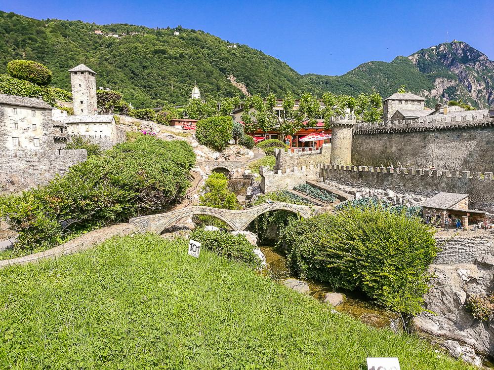Swiss Miniatur 10 besten Ausflugziele im Tessin