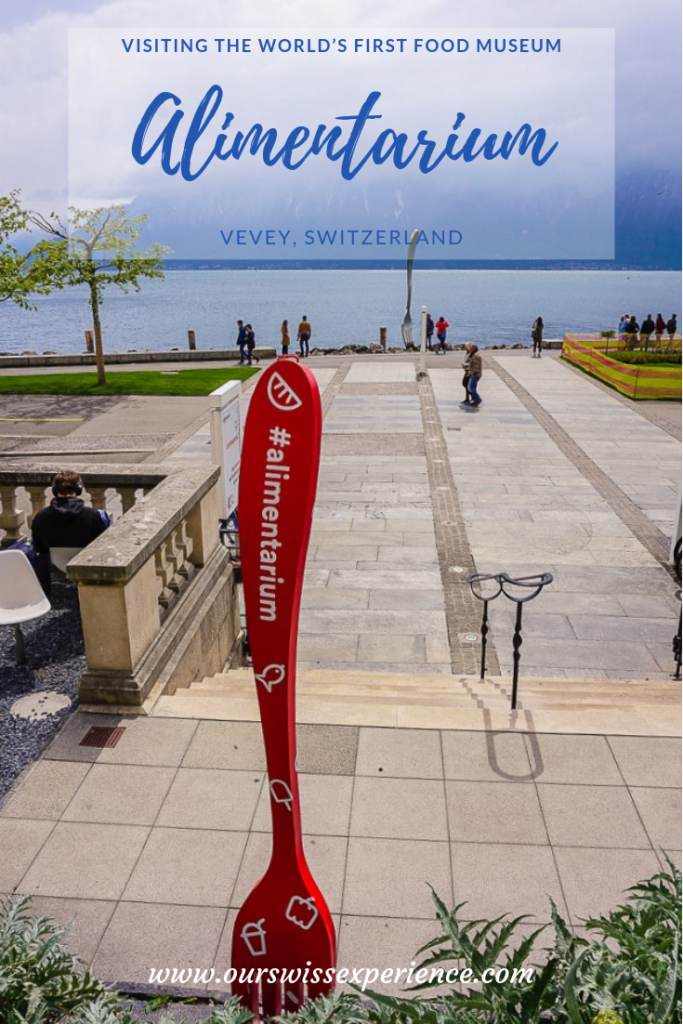 visiting the world's first food museum Alimentarium Vevey