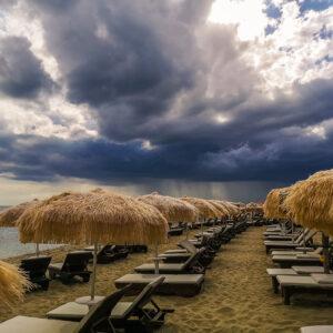 Puglia before rain