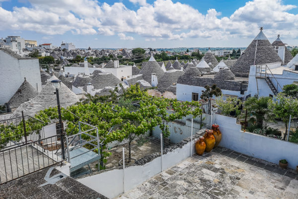 Alberobello Puglia photo guide