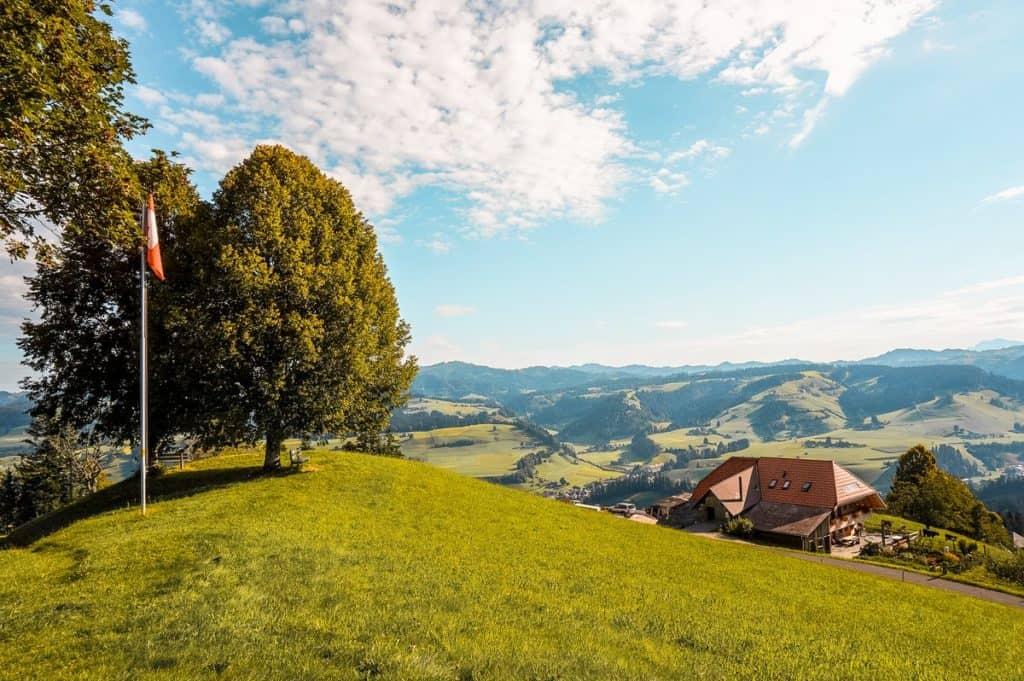 Wandern-im-Emmental-von-Langnau-zur-Hohwacht
